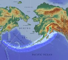 Physical Map Of Alaska by File Aleutian Arc Physical Geography Png Wikimedia Commons
