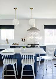 Updated Kitchens My Navy Kitchen Updated Photos The Vintage Rug Shop The