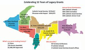 Map Grant Diocese Of Marquette News Releases