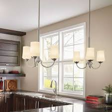 3 Light Kitchen Island Pendant by 3 Light Kitchen Island Pendant Lighting Fixture Lighting Edison