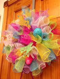 72 best deco mesh wreath i ve made images on deco mesh