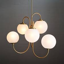 Modern Light Chandelier Modern Chandeliers West Elm
