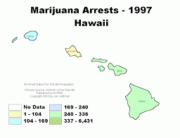 Hawaii State Map by Hawaii State Laws 2