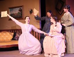 cape cod theatre company u0027s u0027little women u0027 is a big delight