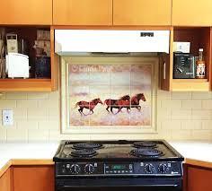 Painting Kitchen Tile Backsplash Hand Painted Tiles For Kitchen Backsplash Hand Painted Tile