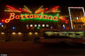Open Light Up Sign Why Glasgow U0027s Barrowland Ballroom Continues To Be The Go To Venue