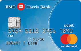 debit card bmo harris bank debit mastercard debit cards bmo harris bank