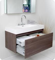 Vanity Bathroom Toronto by Floating Vanity Bathroom Gray Walls Suspended Cabinet W