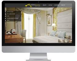 akhataka design interior designers website design