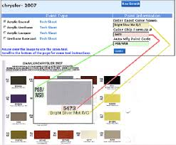 auto color library the world u0027s largest online color chip library