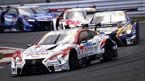 lexus lc race car meet the lexus lc 500 super gt race cars clublexus