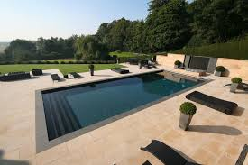 rectangular pool designs pool contemporary with black outdoor