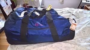 Ll Bean Bean Bag Chair Rolling Adventure Duffle Large Free Shipping At L L Bean