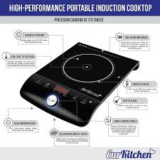 Nuwave Cooktop Cuisinart Induction Cooktop Review Nuwave 30602 Precision
