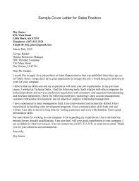 cover letter sles sle cover letter for sales position sales cover letter doctor