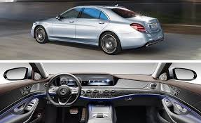 mercedes top model cars 2018 mercedes s class sedan lineup detailed from top to