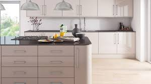 Grey Kitchens Ideas Countertops Backsplash Chrome Light Pendant Grey Kitchen Ideas