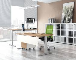 Height Adjustable Office Desks by Up Height Adjustable Office Desk Up Collection By Las Mobili