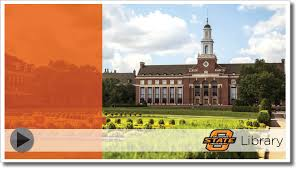Okstate Campus Map Tutorials First Year Seminar Library Orientation Guides At