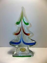 vintage 1960 s murano glass tree past