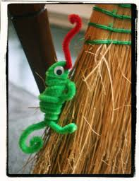 chameleon pipe cleaner animals