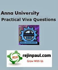 design lab viva questions lab viva questions anna university eee cse it ece eie civil