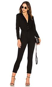 black jumpsuit womens s designer jumpsuits printed sleeves