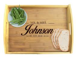 engraved tray on sale 15 personalized wood tray engraved serving