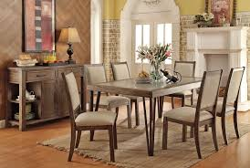 Chairs For Dining Room Table Rustic Dining Room Furniture Chair Simple And Natural Rustic