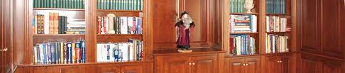 custom library home library bookcases u0026 wainscoting