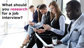for a job interview what should you research for a job interview talentedge