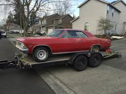 Old Barn Doors Craigslist by Caught On Craigslist Barn Find 1966 Chevy Malibu