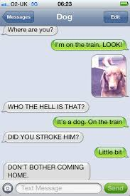 Dog Text Meme - text from dog album on imgur