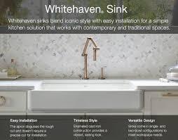 Single Undermount Kitchen Sinks by Best 25 Single Bowl Kitchen Sink Ideas On Pinterest Kohler