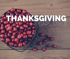 gaps thanksgiving honest