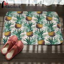 Pineapple Decorations For Kitchen by Pineapple Rug Promotion Shop For Promotional Pineapple Rug On