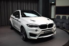 bmw x6 xdrive50i by ac schnitzer shows up in abu dhabi drivers