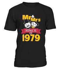 38th wedding anniversary 38th wedding anniversary tshirt mr mrs best cool legend