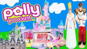 cinderella castle disney princess polly pocket aladdin jasmine