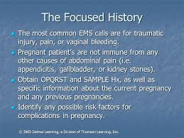 opqrst emt principles of patient assessment in ems ppt download