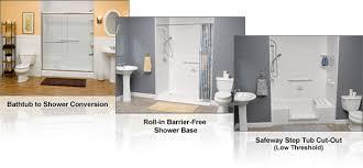 Bathtub Handicap Walk In Bathtubs Handicap Accessible Options Bathroom Crafters