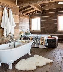 Rustic Small Bathroom by Rustic Small Bathroom With Wood Decor Design That Will Inspire You