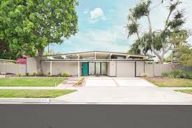 home of the day an eichler with a pool in orange for 825 000