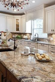 white kitchen countertop ideas best 25 kitchen granite countertops ideas on white