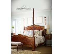 Four Post Bed by Mahogany Four Post Bed Us Queen