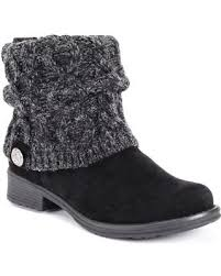 womens boots size 14 get the deal 14 muk luks patrice s water resistant