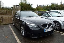 used bmw 5 series estate for sale used bmw 5 series 520d m sport touring black 2 0 estate