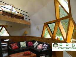 domo geodesico casa buscar con google dome interieur