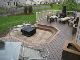 How To Build A Wood Patio by Decks Knot Just Decks