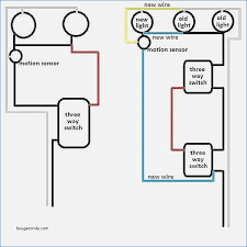 Installing A Motion Sensor To An Existing Light Fixture Motion Sensor Light Switch Wiring Diagram Beamteam Co